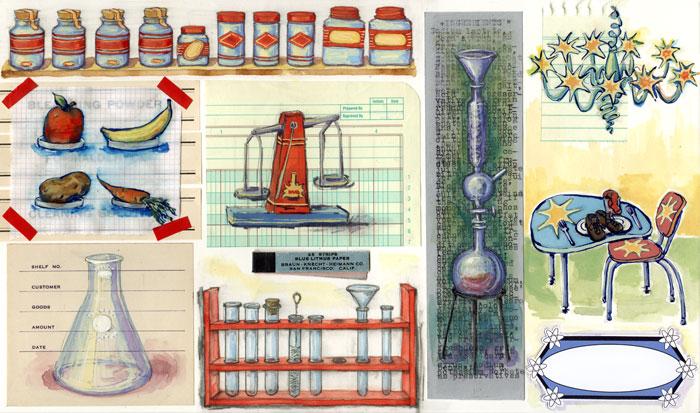 Scientist-layout